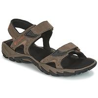 Pantofi Bărbați Sandale sport Columbia SANTIAM 2 STRAP Maro