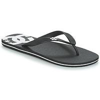 Pantofi Bărbați  Flip-Flops DC Shoes SPRAY M SNDL BLW Negru / Alb