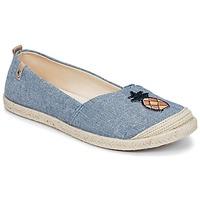 Pantofi Femei Espadrile Roxy FLORA II J SHOE CHY Albastru