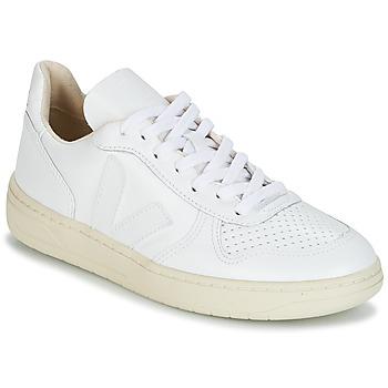 Încăltăminte Pantofi sport Casual Veja V-10 Alb