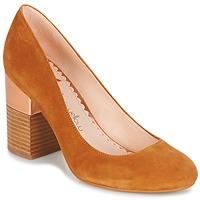 Pantofi Femei Pantofi cu toc Mellow Yellow DABOL Camel