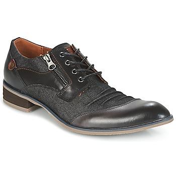 Pantofi Bărbați Pantofi Derby Kdopa MONTMARTRE Negru