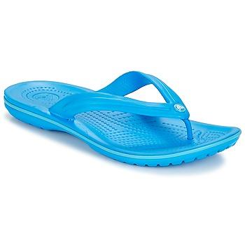 Pantofi  Flip-Flops Crocs CROCBAND FLIP Blue