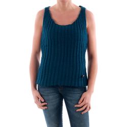 Îmbracaminte Femei Pulovere Amy Gee AMY04202 Azul