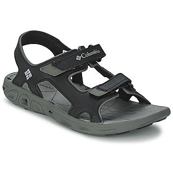 Pantofi Copii Sandale sport Columbia YOUTH TECHSUN VENT Negru