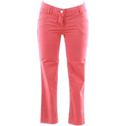 Îmbracaminte Femei Pantaloni trei sferturi Gaudi GAU03375 Coral