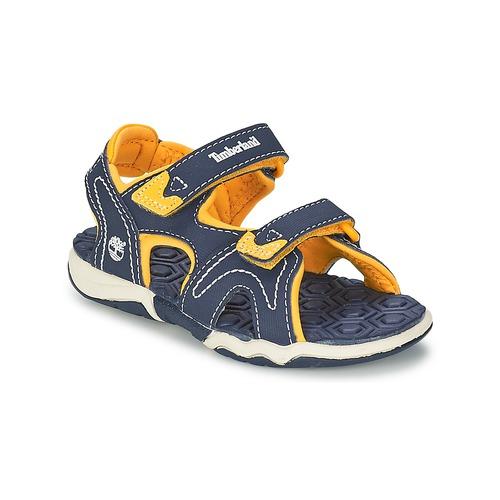 Pantofi Copii Sandale  Timberland ADVENTURE SEEKER 2-STRAP SANDAL Albastru