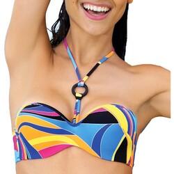 Îmbracaminte Femei Costume de baie separabile  Antigel EBA7127 VT Multicolor