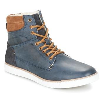 Încăltăminte Băieți Pantofi sport stil gheata Bullboxer  Albastru / Camel