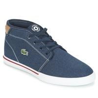 Încăltăminte Bărbați Pantofi sport Casual Lacoste AMPTHILL 118 1 Albastru