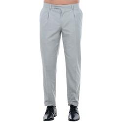 Îmbracaminte Bărbați Pantaloni de costum Jack & Jones 12120554 JPRISAC TROUSER LIGHT GREY MELANGE Gris claro