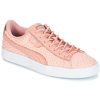 Pantofi Femei Pantofi sport Casual Puma BASKET SATIN EP WN'S Roz