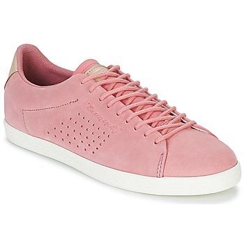 Pantofi Femei Pantofi sport Casual Le Coq Sportif CHARLINE SUEDE Roz