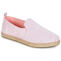 Pantofi Femei Espadrile Toms DECONSTRUCTED ALPARGATA ROPE Roz