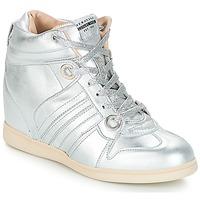 Încăltăminte Femei Pantofi sport stil gheata Serafini MANHATTAN Argintiu