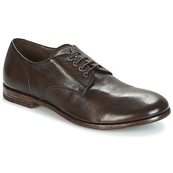 Încăltăminte Bărbați Pantofi Derby Moma BUFFALO-TESTA-DI-MORO Maro