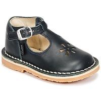 Pantofi Copii Balerin și Balerini cu curea Aster BIMBO Albastru