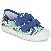Pantofi Băieți Pantofi sport Casual Aster MICKY Alb / Albastru