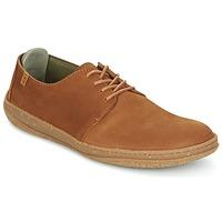 Pantofi Bărbați Pantofi Derby El Naturalista AMAZONIAS Maro