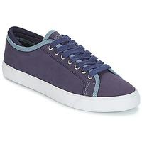Pantofi Bărbați Pantofi sport Casual Hackett MR CLASSIC PLIMSOLE Bleumarin