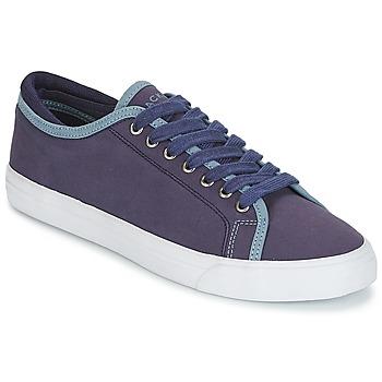 Încăltăminte Bărbați Pantofi sport Casual Hackett MR CLASSIC PLIMSOLE Bleumarin