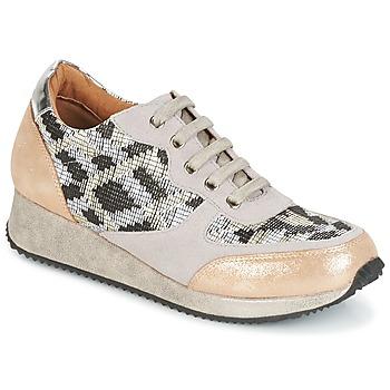 Încăltăminte Femei Pantofi sport Casual Karston SEMIR Bej / Auriu