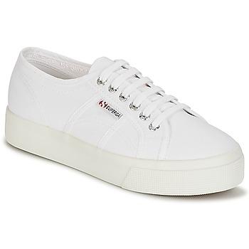 Pantofi Femei Pantofi sport Casual Superga 2730 COTU Alb