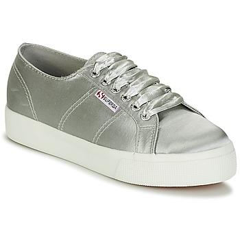 Pantofi Femei Pantofi sport Casual Superga 2730 SATIN W Gri