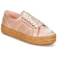 Pantofi Femei Pantofi sport Casual Superga 2730 SATIN COTMETROPE W Roz