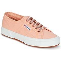 Pantofi Femei Pantofi sport Casual Superga 2750 CLASSIC SUPER GIRL EXCLUSIVE Roz