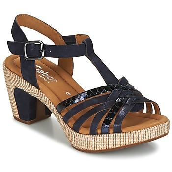 Pantofi Femei Sandale  Gabor MASTIAR Bleumarin