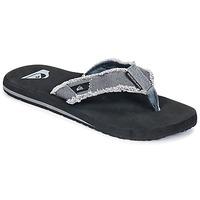 Pantofi Bărbați  Flip-Flops Quiksilver MONKEY ABYSS M SNDL XSKC Gri