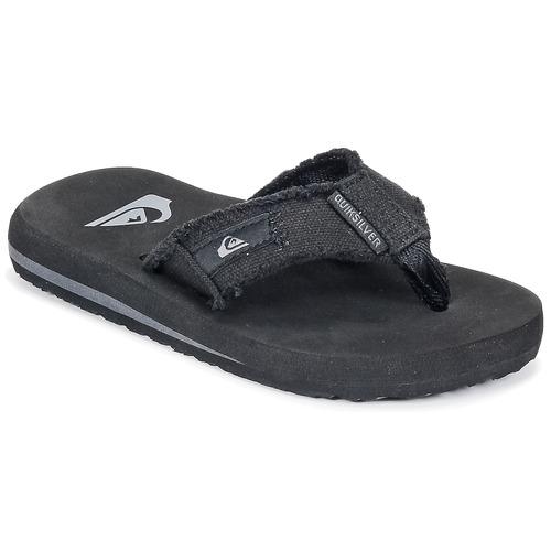 Pantofi Copii  Flip-Flops Quiksilver MONKEY ABYSS YT B SNDL XKKC Negru