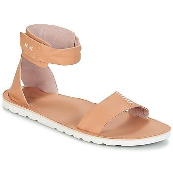 Încăltăminte Femei Sandale și Sandale cu talpă  joasă Reef REEF VOYAGE HI Bej