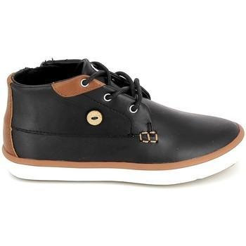 Pantofi Copii Pantofi sport stil gheata Faguo Wattle Leather BB Noir Negru