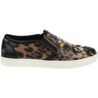 Pantofi Femei Pantofi Slip on D&G CK0028 AG352 HA94N multicolore