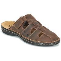 Pantofi Bărbați Papuci de vară TBS BASSOA Maro