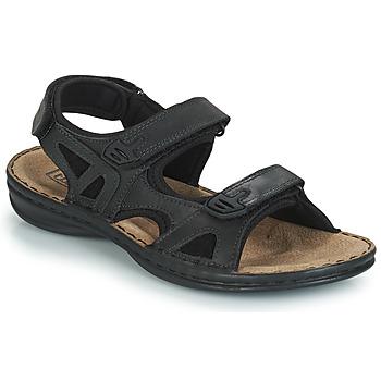 Pantofi Bărbați Sandale și Sandale cu talpă  joasă TBS BERRIC Negru