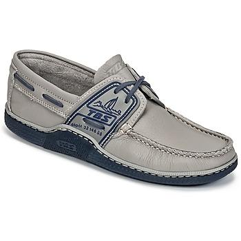 Încăltăminte Bărbați Pantofi barcă TBS GLOBEK Gri / Albastru