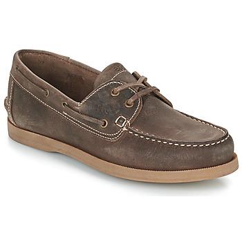 Pantofi Bărbați Pantofi barcă TBS PHENIS Maro