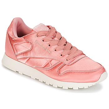Pantofi Femei Pantofi sport Casual Reebok Classic CLASSIC LEATHER SATIN Roz