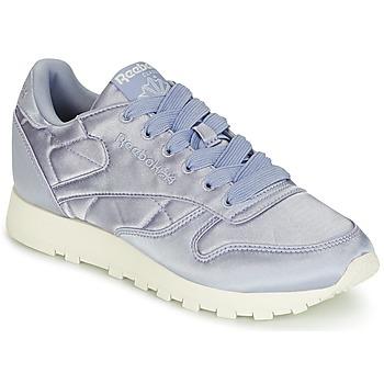 Încăltăminte Femei Pantofi sport Casual Reebok Classic CLASSIC LEATHER SATIN Violet