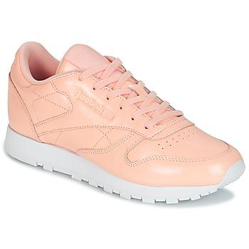 Încăltăminte Femei Pantofi sport Casual Reebok Classic CLASSIC LEATHER PATENT Roz
