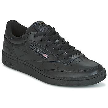 Încăltăminte Pantofi sport Casual Reebok Classic CLUB C 85 Negru