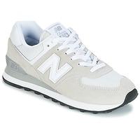 Pantofi Femei Pantofi sport Casual New Balance WL574 Alb