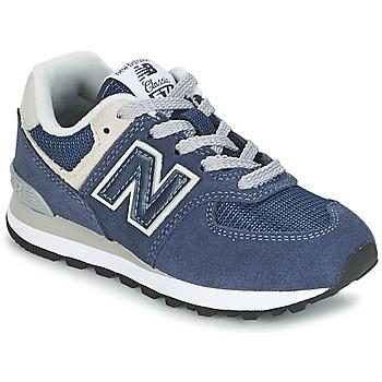 Pantofi Copii Pantofi sport Casual New Balance 574 Albastru
