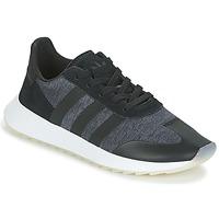 Pantofi Femei Pantofi sport Casual adidas Originals FLB RUNNER W Negru