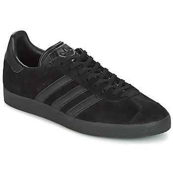 Pantofi Bărbați Pantofi sport Casual adidas Originals GAZELLE Negru