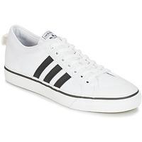 Încăltăminte Pantofi sport Casual adidas Originals NIZZA Alb