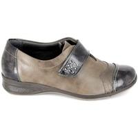 Pantofi Femei Pantofi Derby Boissy Derby 7510 Noir Maro